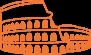 Favicon visit colosseum rome