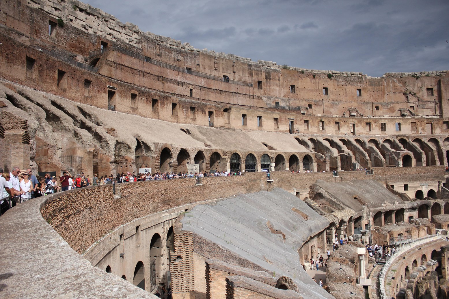 colosseum facts Amphitheatre