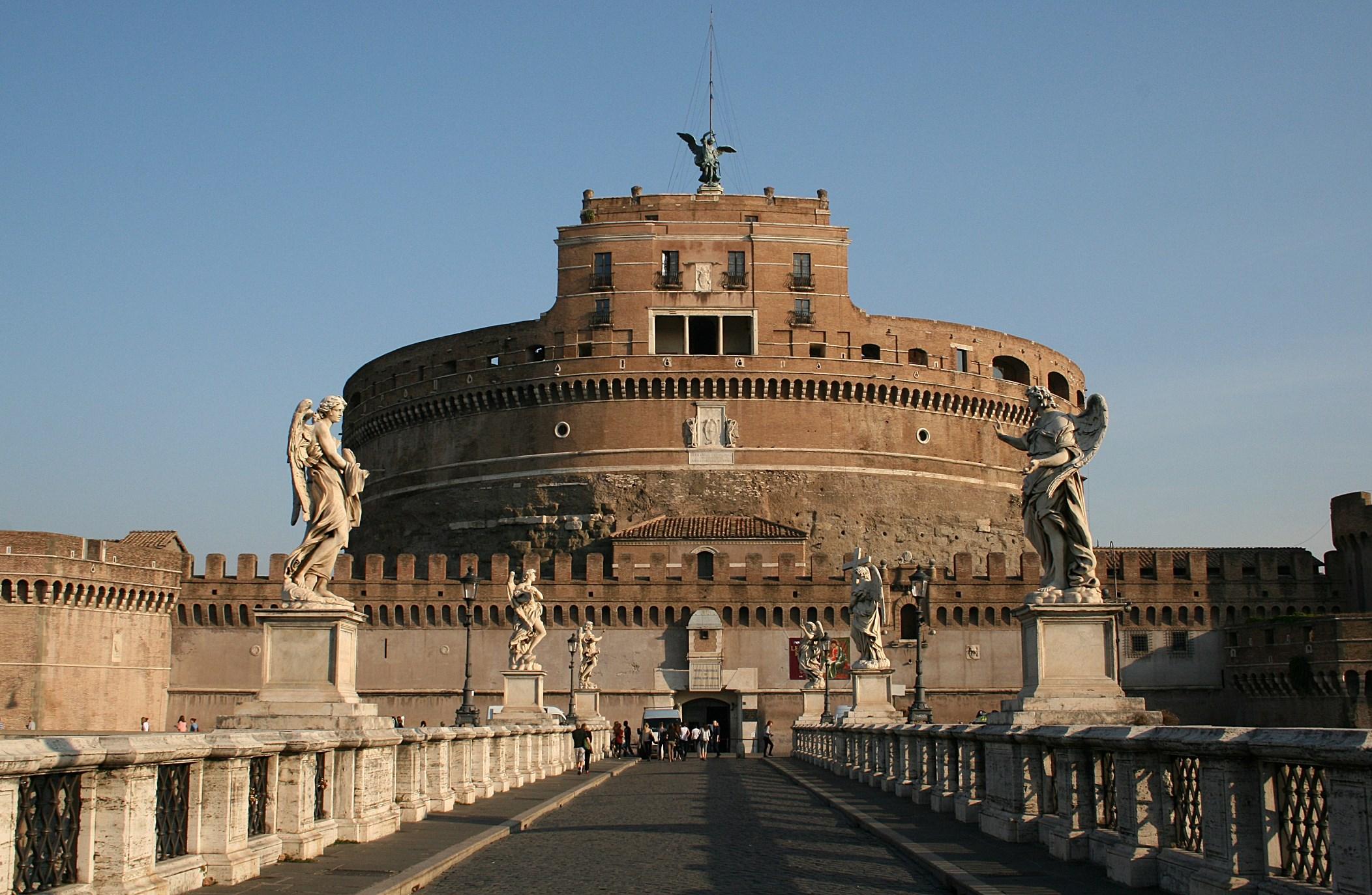 is roma pass worth it Castel Sant Angelo