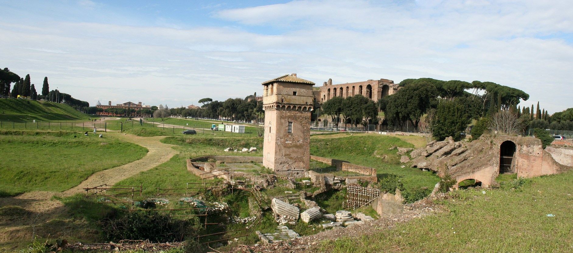 palatine hill tickets Circus Maximus Rome