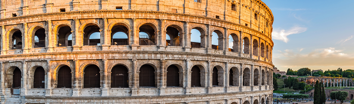why visiting Colosseum hearder