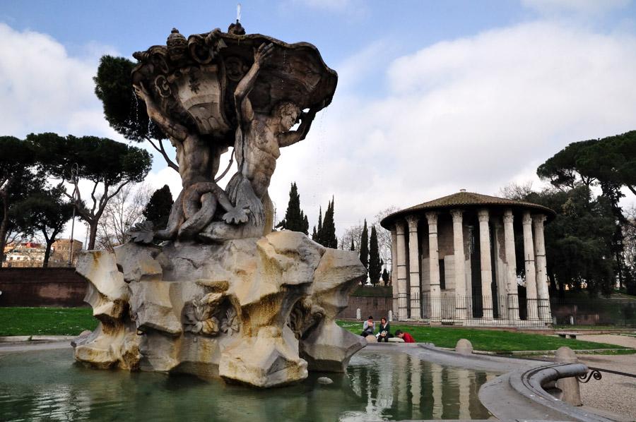 Forum Boarium Rome