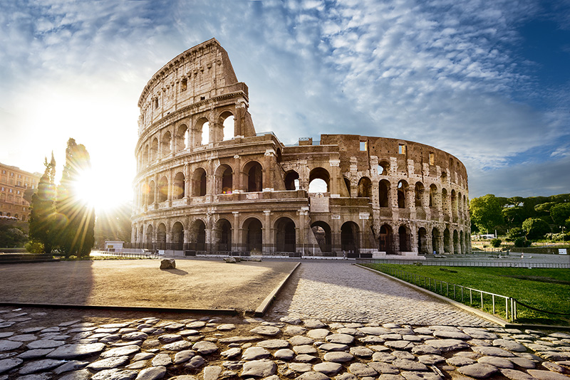 colosseum tours header