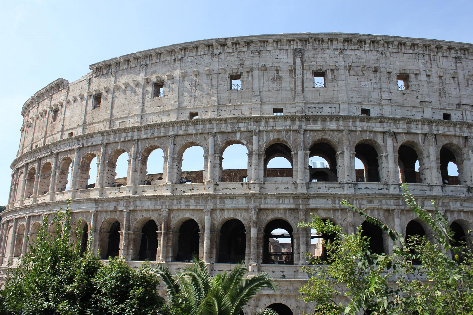 why visiting Colosseum rome