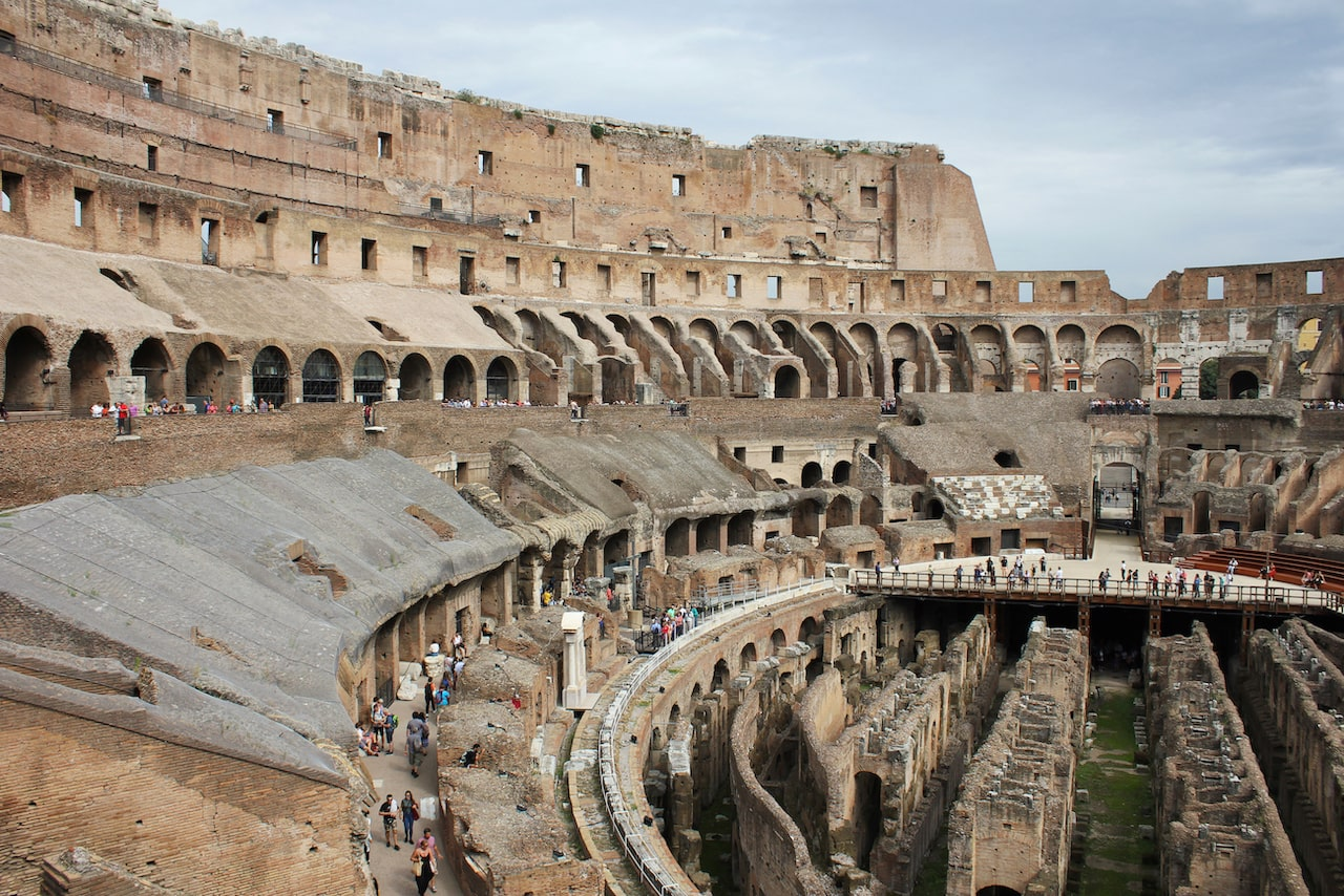 is roma pass worth it colosseum undergrounds