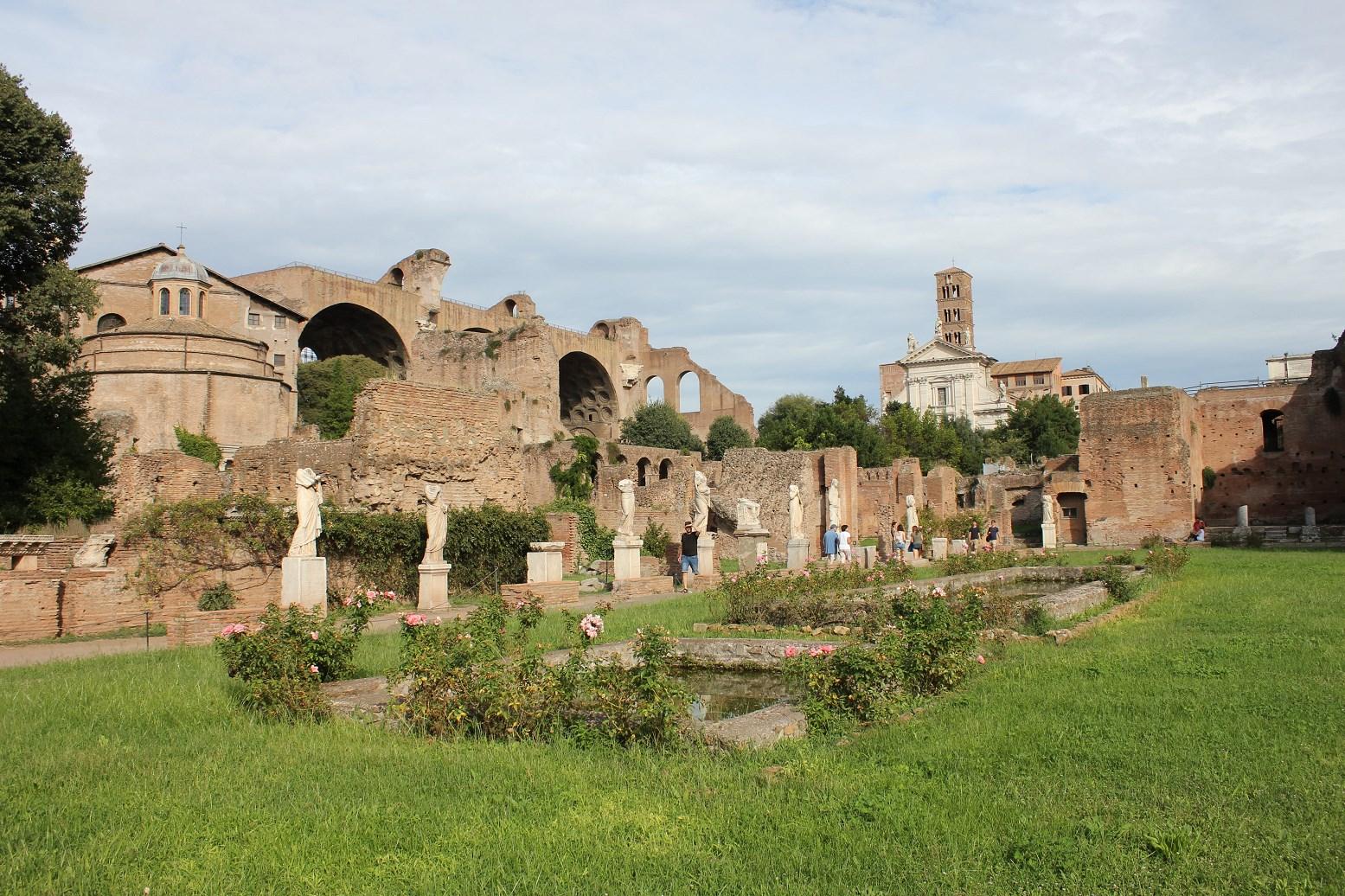 is roma pass worth it Roman Forum