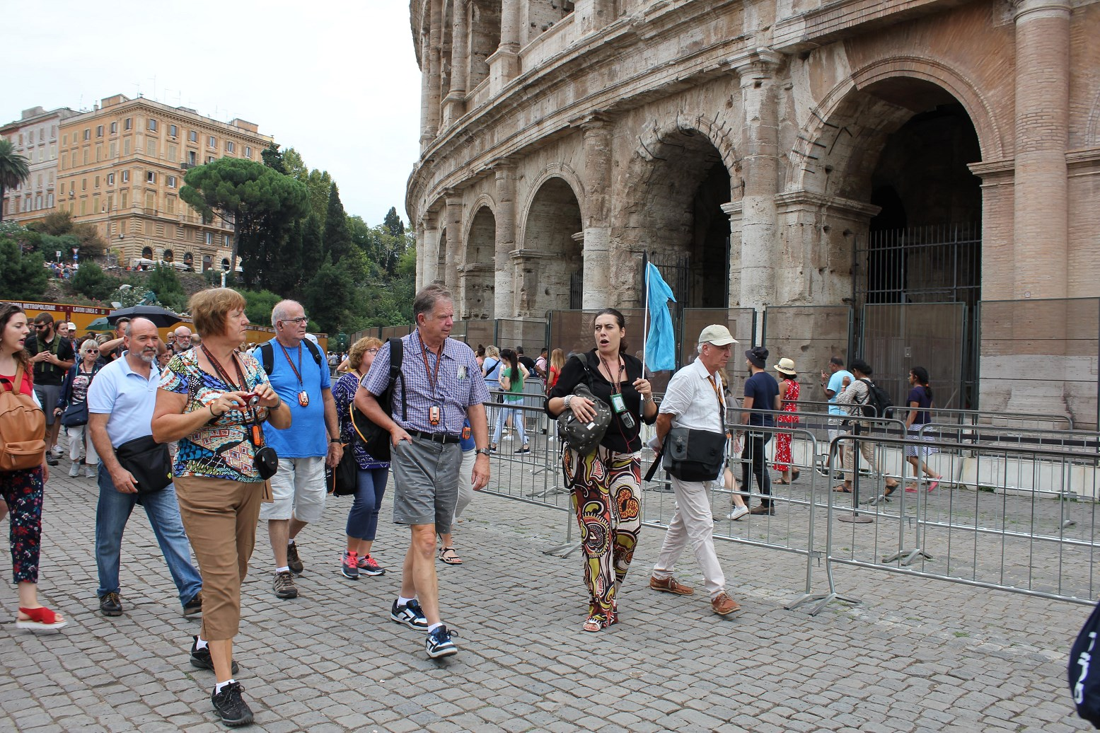 colosseum tours audio guide