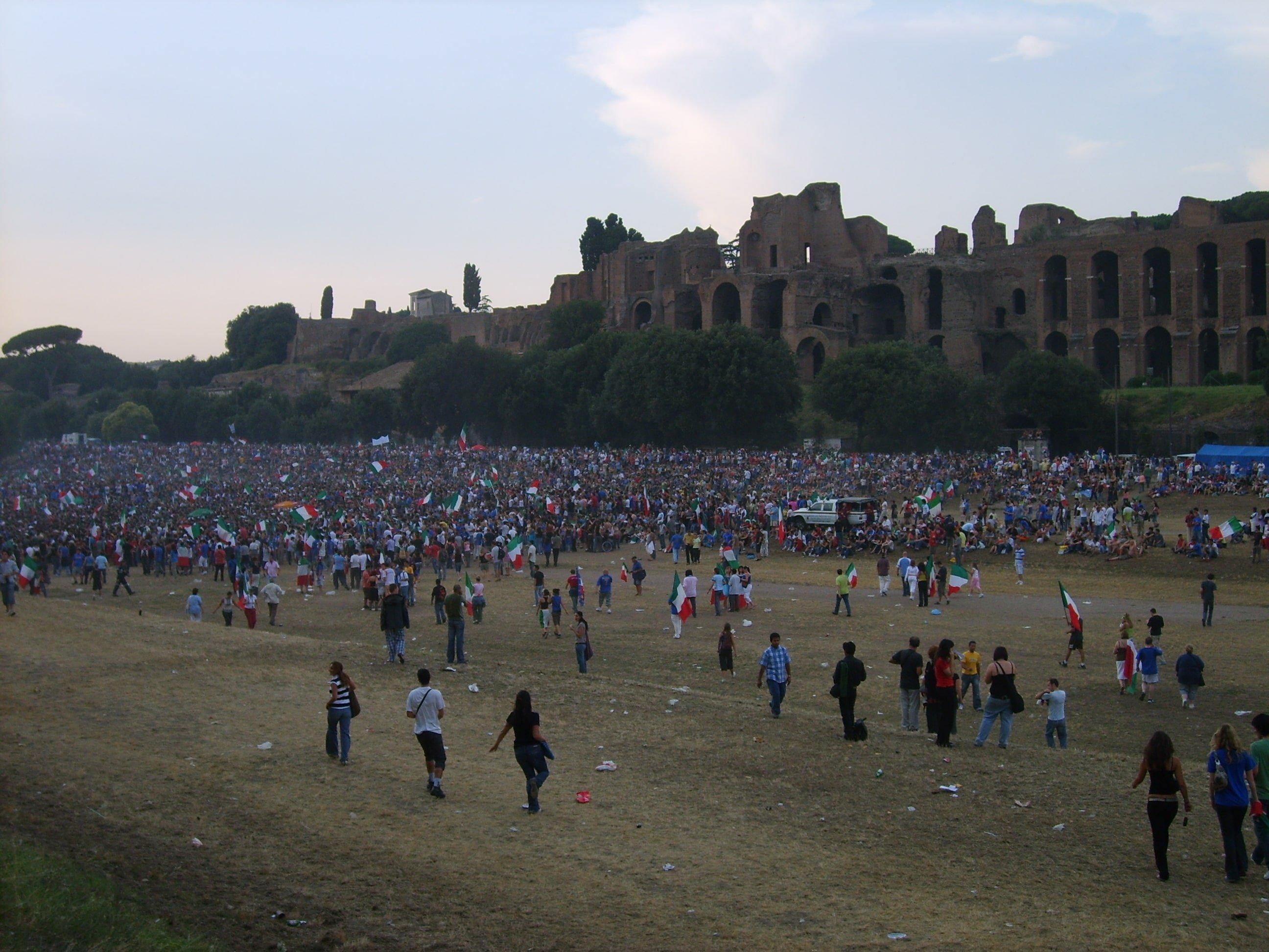 Circus Maximus tickets FIFA world cup