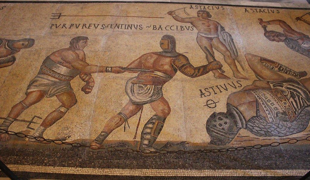gladiator colosseum header