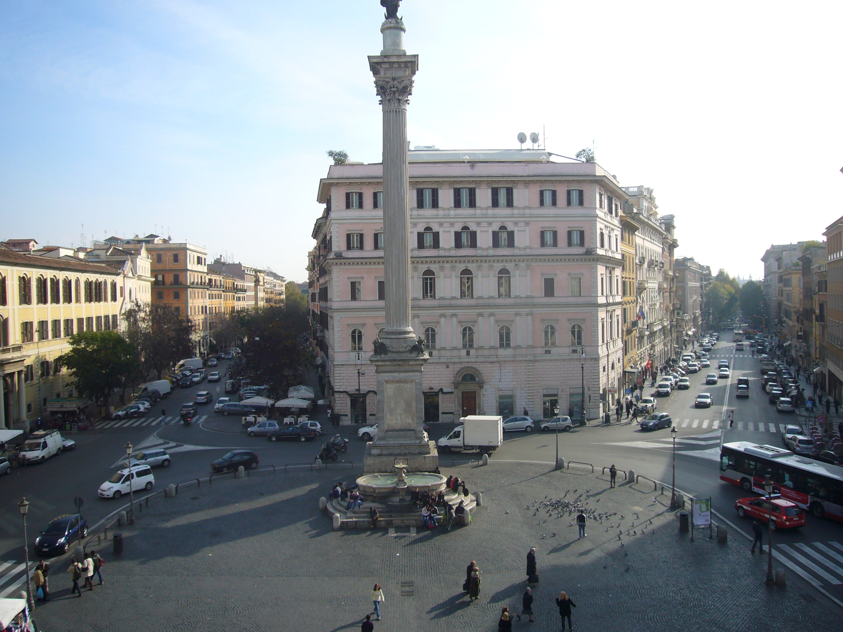 hotels near colosseum rome Esquilini District