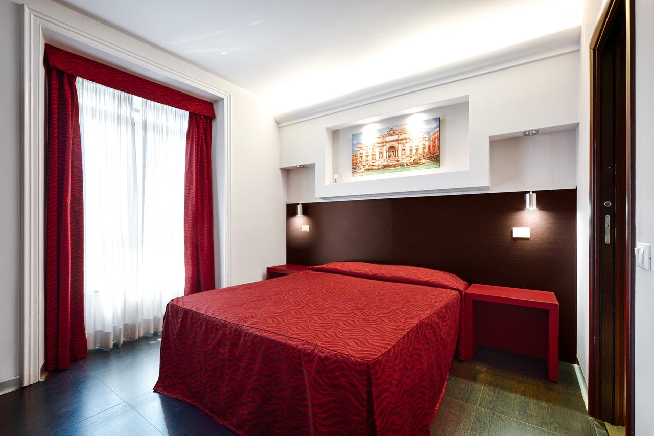 hotels near colosseum rome Imperial Rooms Hotel