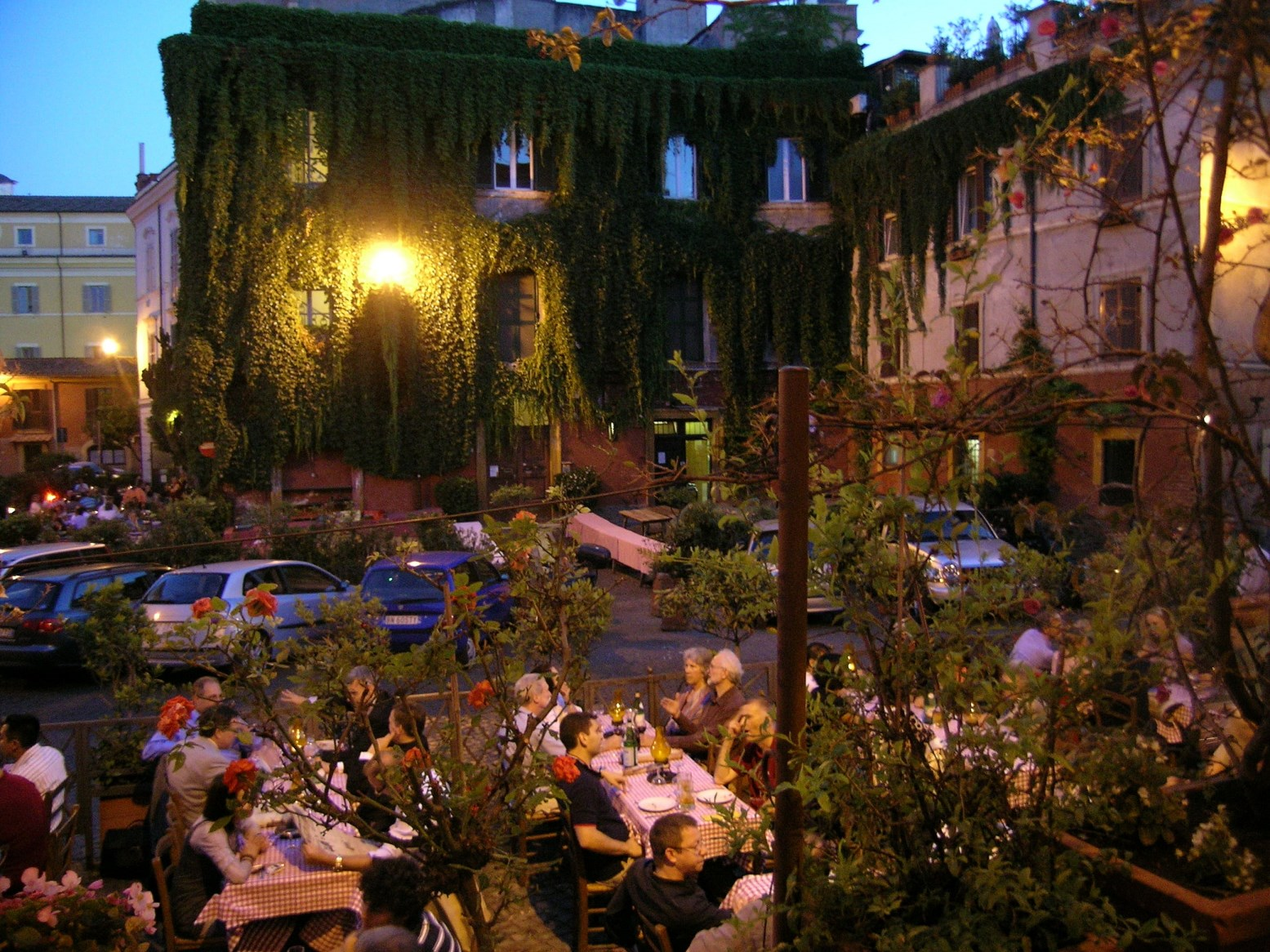 best restaurants near colosseum rome