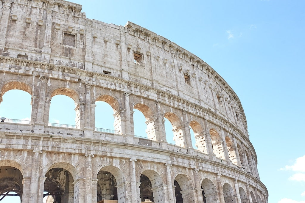 Colosseum by your own way header
