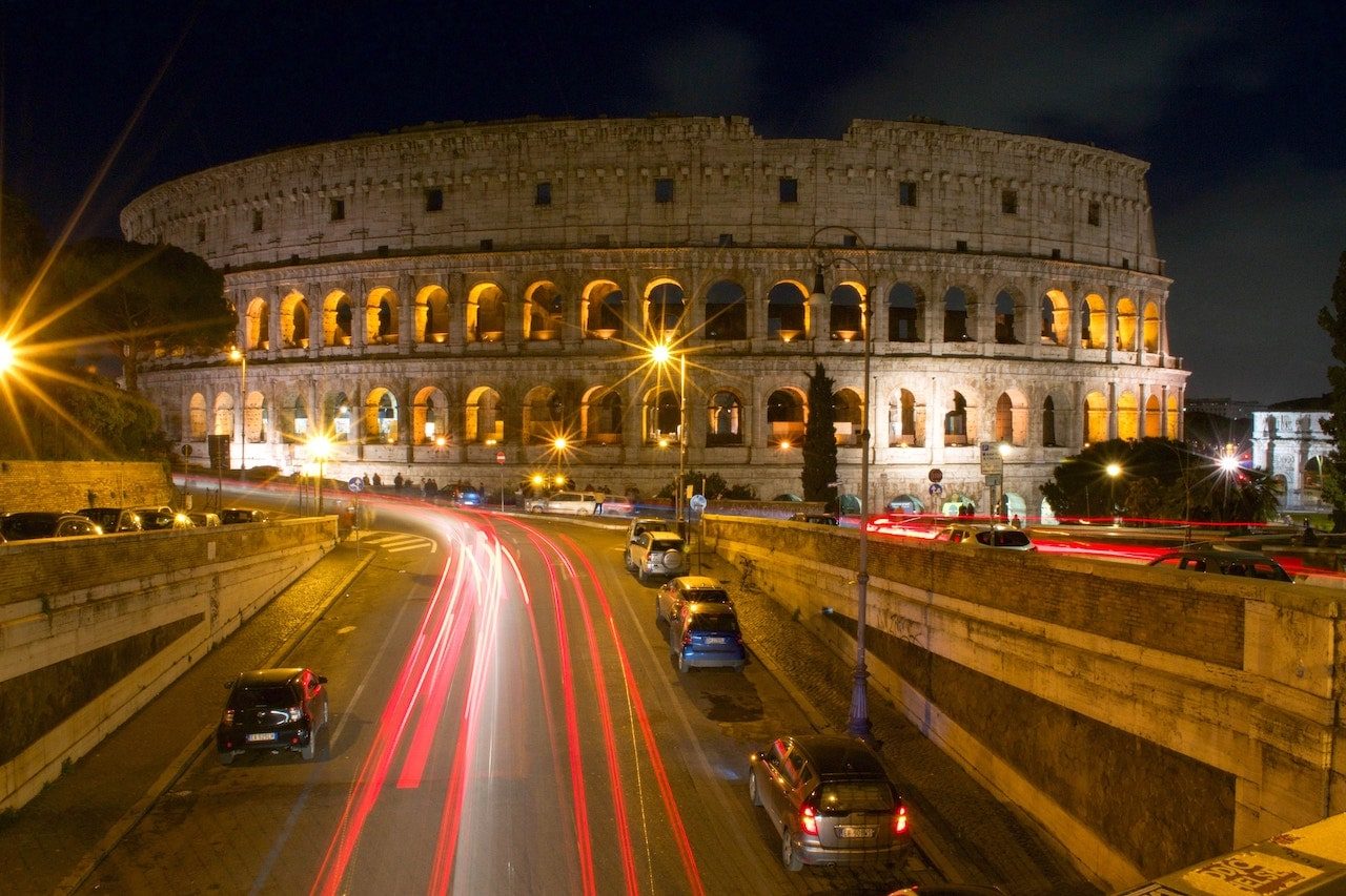 colosseum tours at night Summer Month rome