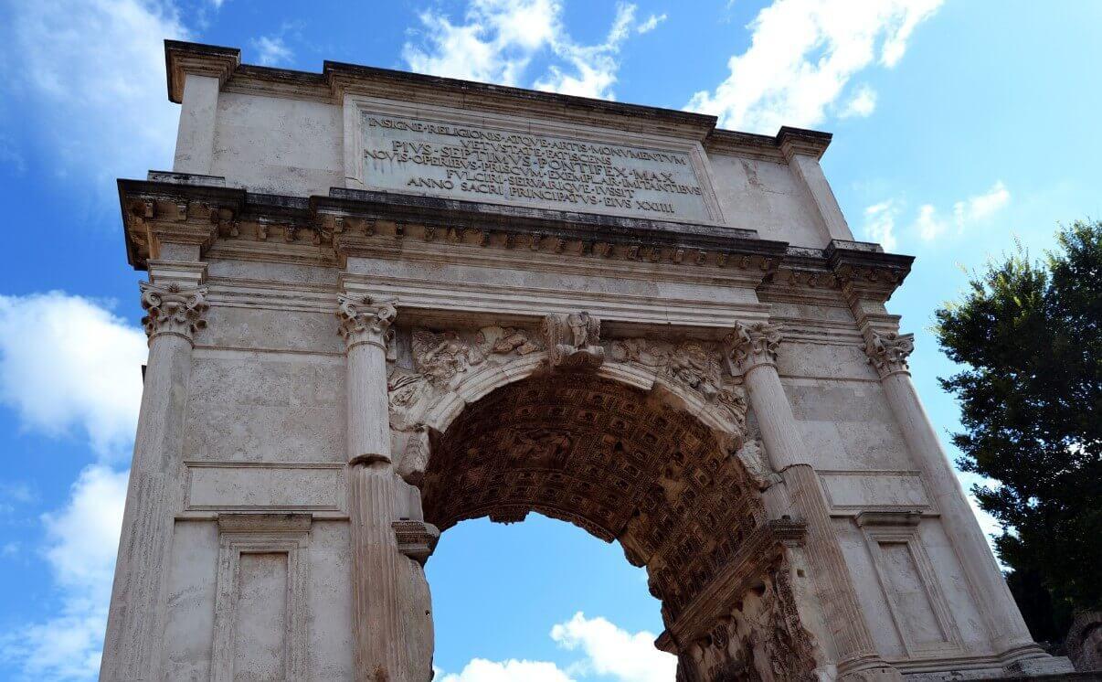 Roman Arch of Titus