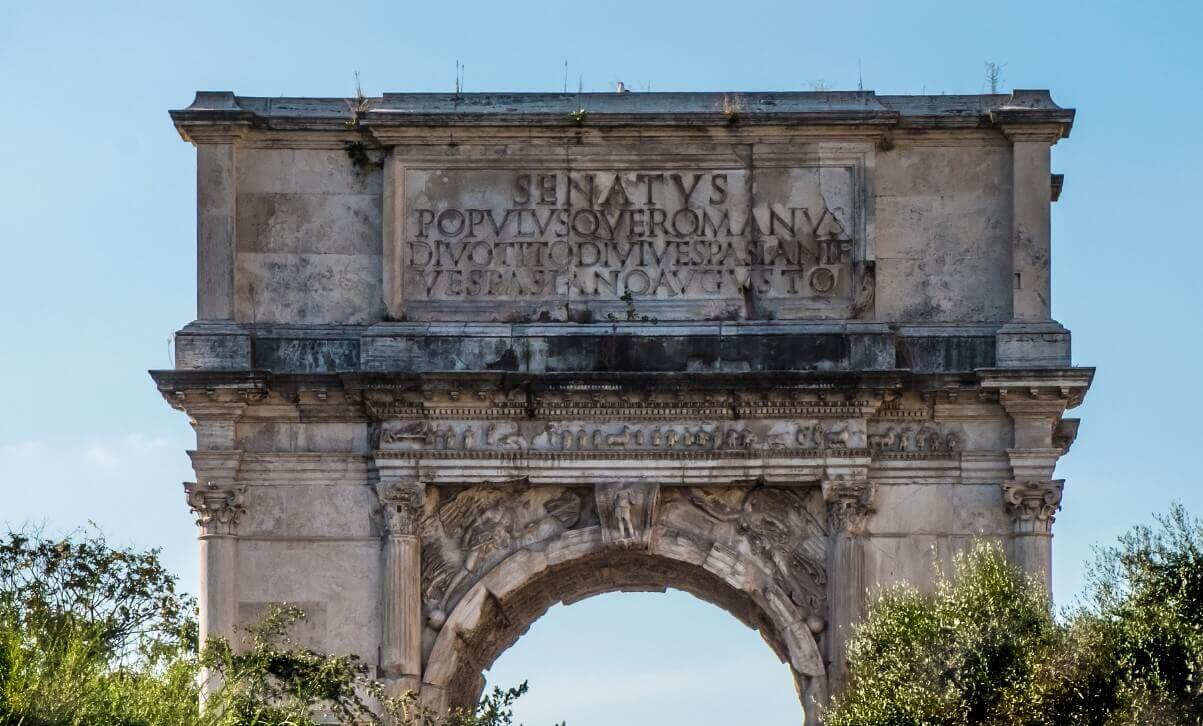 Roman history facts