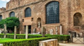 Public baths in ancient Rome – The Baths of Diocletian