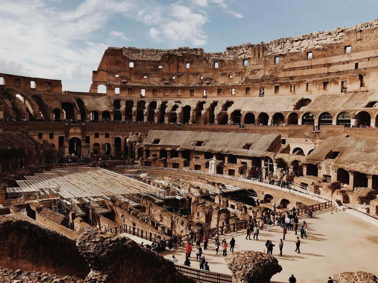 Facts of Roman Colosseum