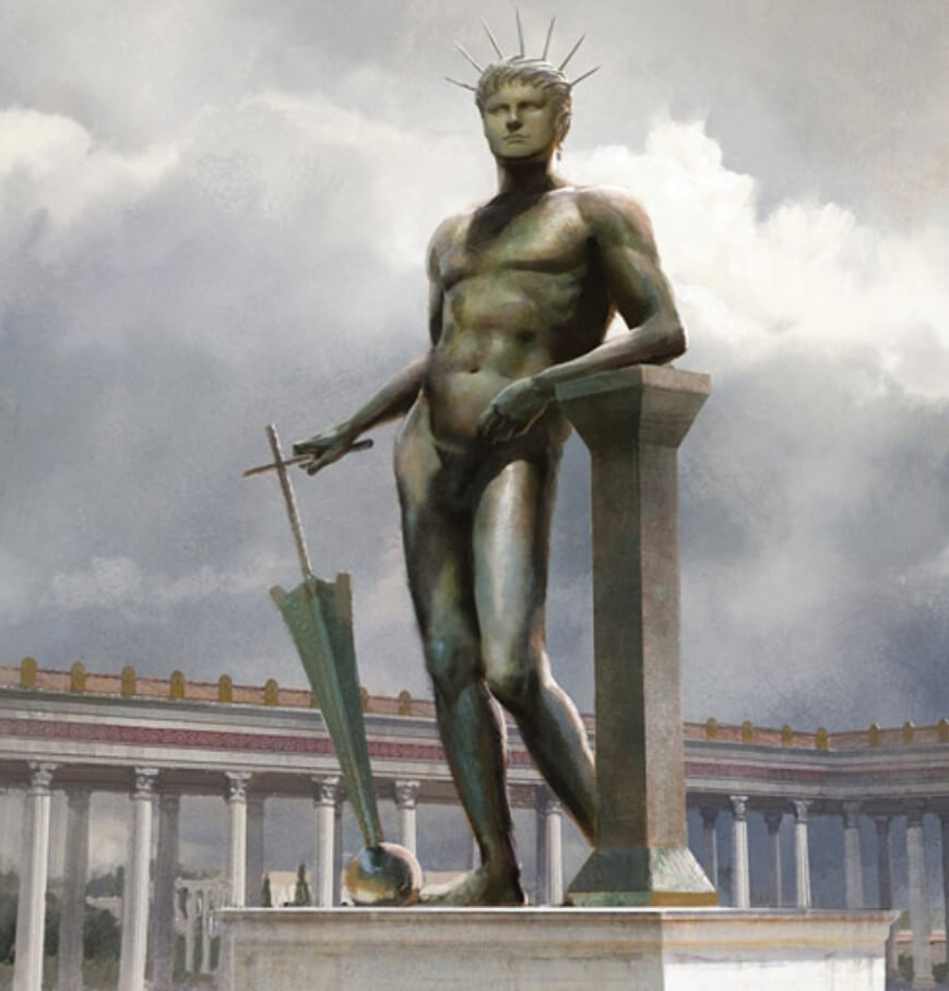 The Colossus of Nero