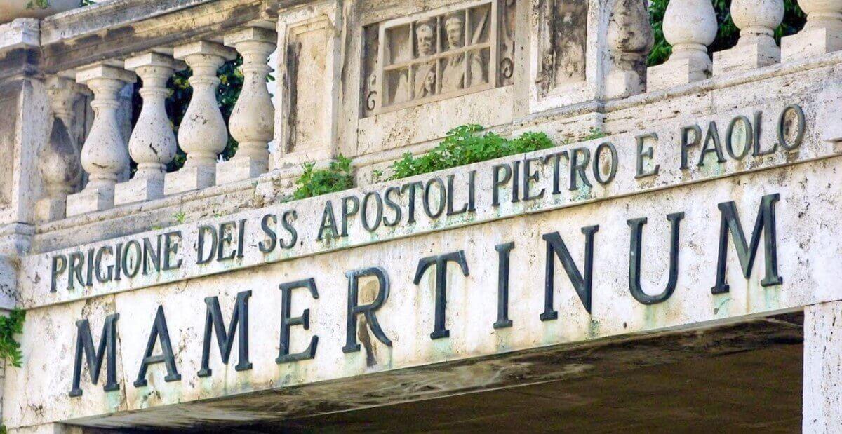 Mamertine Prison Rome