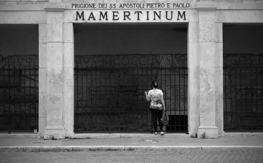 Mamertine prison facts