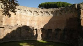 Baths of Trajan in Rome: Trajan Baths Visiting Tips & Map