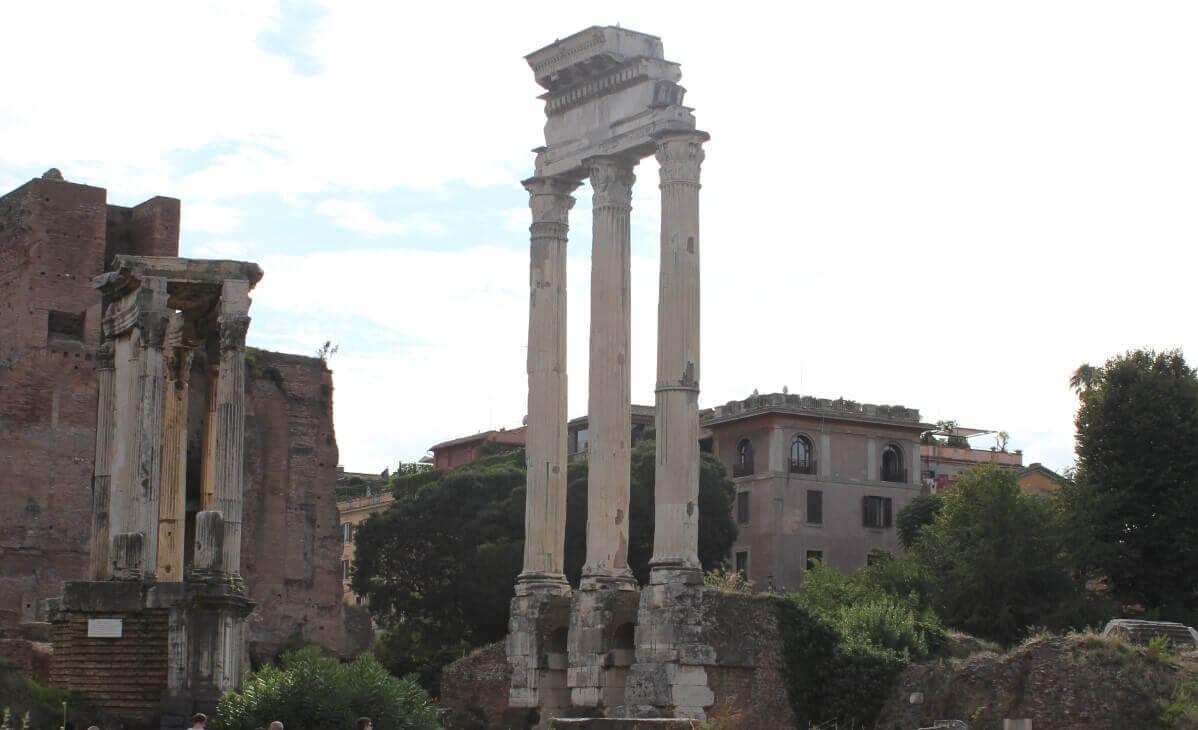 Temple of Vesta Rome