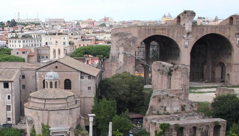 Facts about Basilica Nova