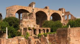 Basilica of Maxentius in Rome: Tickets, History & Reconstruction
