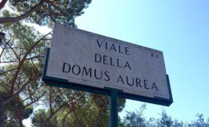 Domus Aurea in Rome