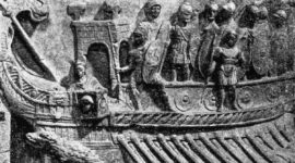 Naumachia in Rome: All about Ancient Sea Battles