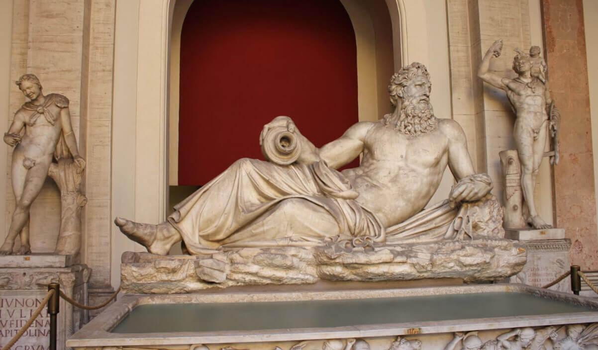 Ludi Romani Gods