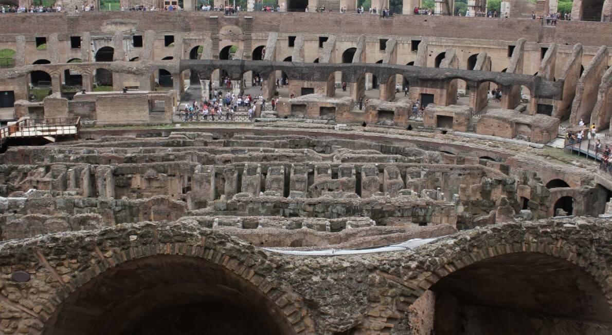 Roman Bestiarii facts
