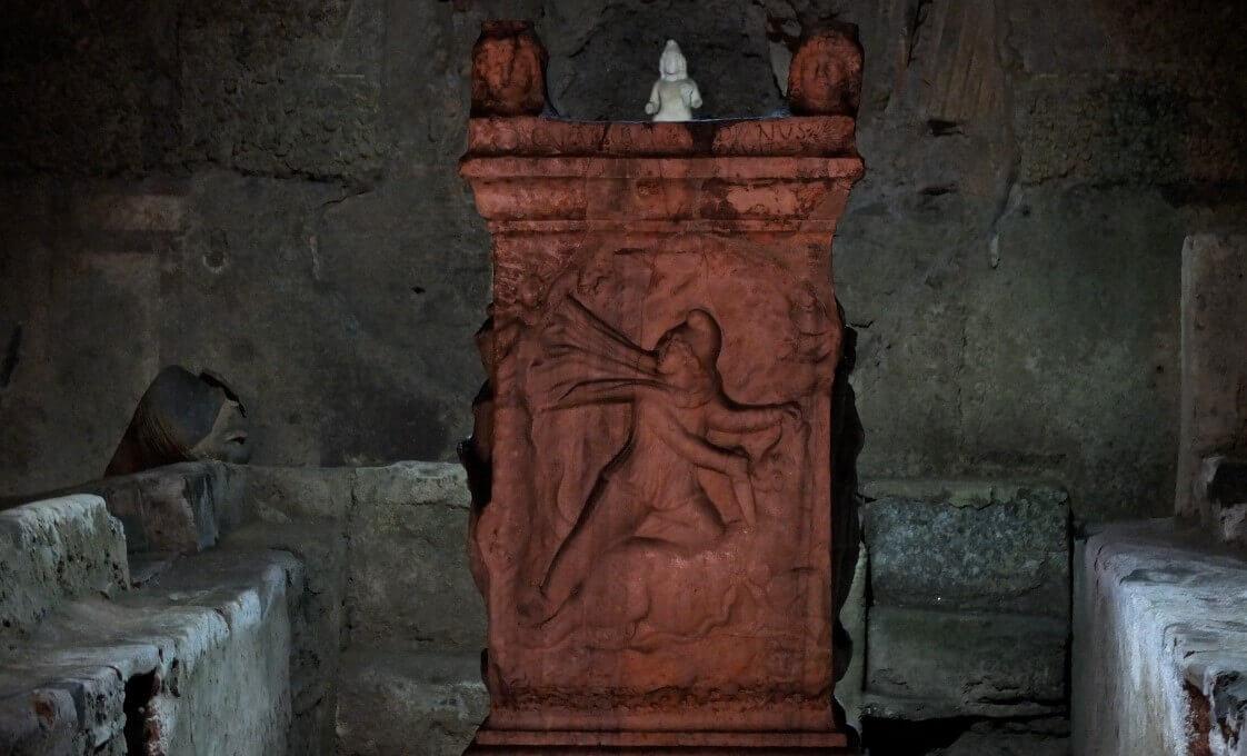 Church Underground Mithraeum
