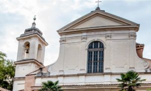 Basilica San Clemente Rome