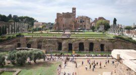 Ludus Magnus Gladiator School in Ancient Rome