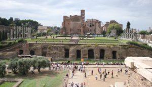 Ludus Magnus in Rome
